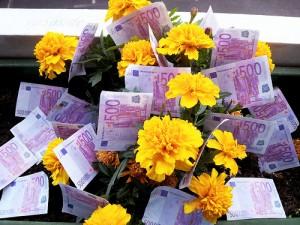 Půjčka finanční hotovosti