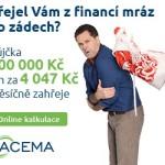Nejvýhodnější úvěr od ACEMA s Martinem Dejdarem